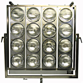 Dinolight 16 KW  Jumbo Light par 64