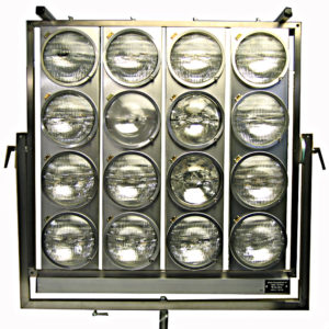 ACL light Aircraft Landing Light 16 Burner par 64