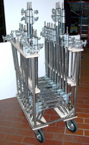 tripod cart