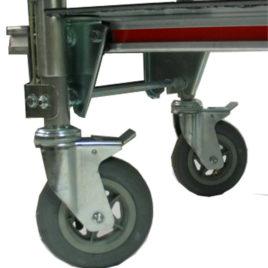 Magliner Junior Lufträder – filmequipment cart