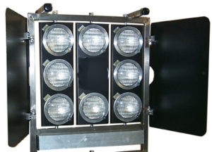 aircraft landing light