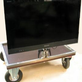 Monitor Studio Wagen filmequipment cart