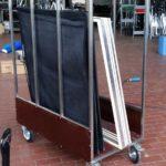film equipment cart