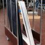 Frame cart