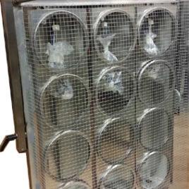 Schutzgitter Sicherheit für alle Par Lampen 64-36