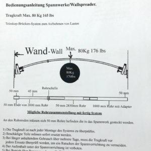 wall spreader