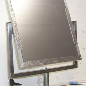 Shiny board – Reflektor board 0,5×0,5 Meter