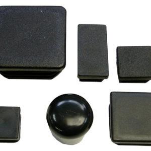 Kunststoff Stopfen Abschluss Kappen 60×60